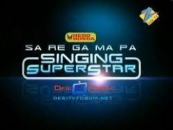 Sa Re Ga Ma Pa Singing Superstars Review, Images