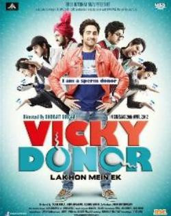 Vicky Donor Review, Images