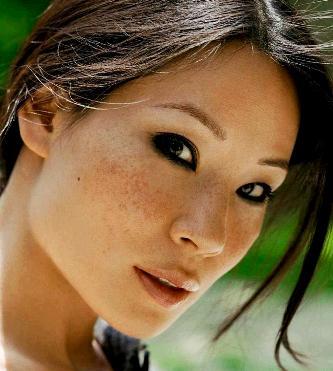 Lucy Liu X-Files